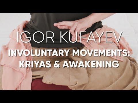 Involuntary Movements: Kriyas & Awakening Mp3