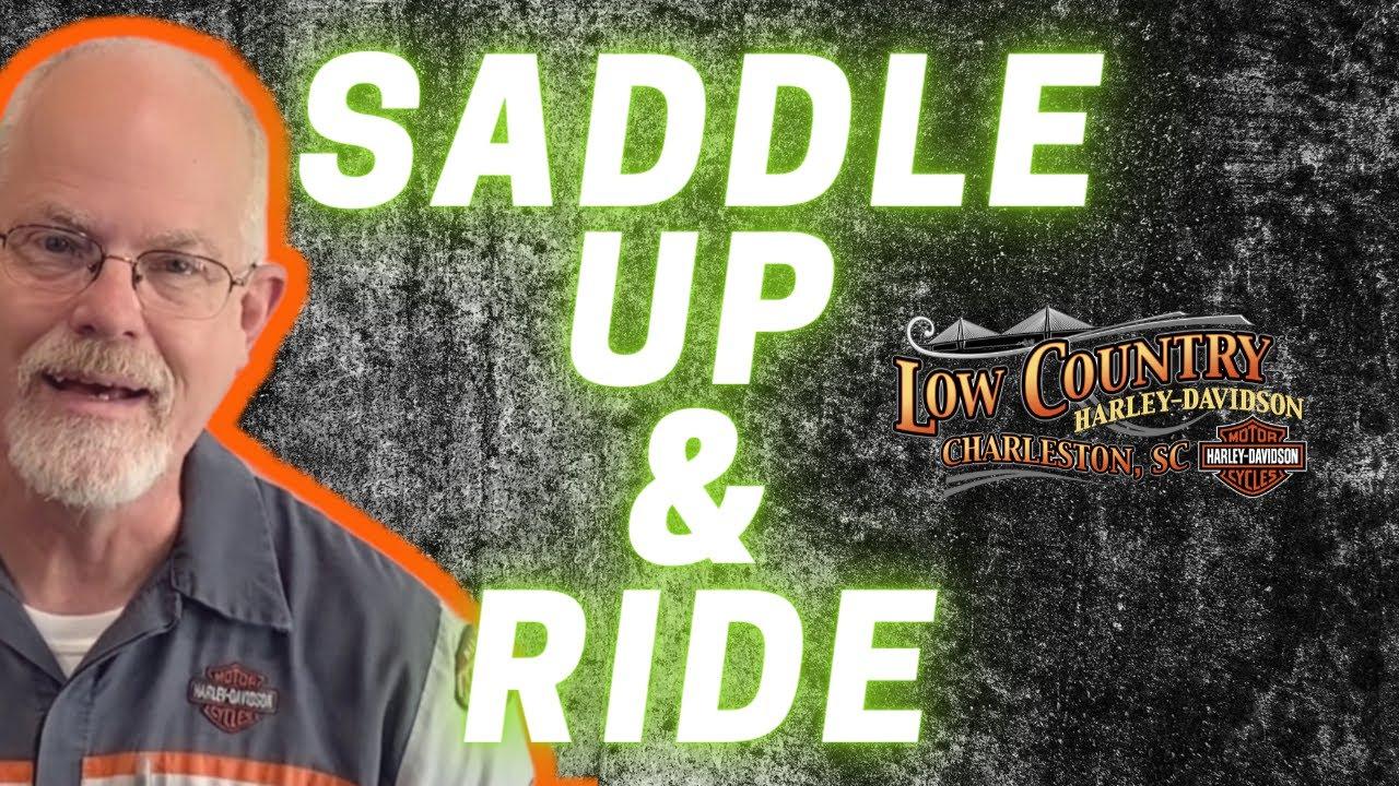 LOW COUNTRY HARLEY-DAVIDSON | DOC HARLEY | GET BACK ON THE SADDLE
