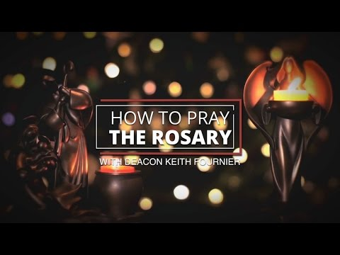 How to Pray the Rosary HD
