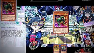 Yugioh Ygopro Ancient Gear vs True King Dinosaur