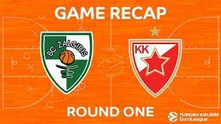 Highlights: Zalgiris Kaunas - Crvena Zvezda mts Belgrade