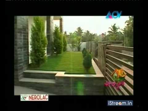 Ente veedu contemporary style house in ernakulam part for Manorama veedu photos