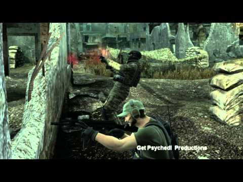 Metal Gear Online - The Reality of MGO (Beta Trailer Spoof)