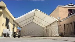 AJ's Party Rentals - 20x30 Tent Ser up and take down