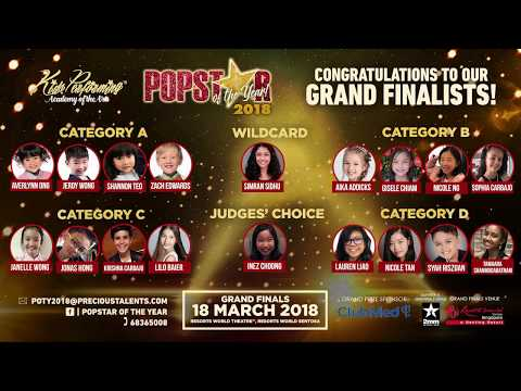 Popstar Of The Year 2018   Semi Finals Highlights