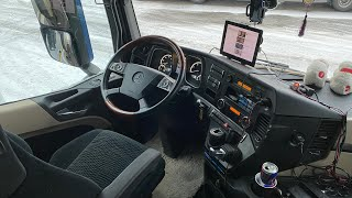 Download Обустроил кабину Mercedes-bens Actros Mp3 and Videos