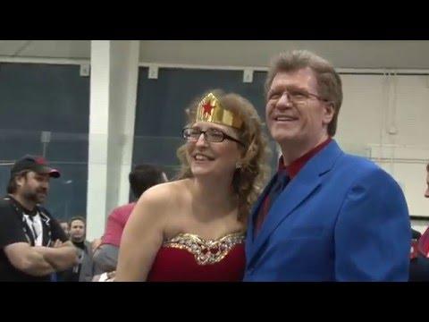 Randy and Carol's Star Wedding