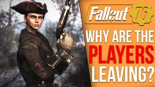 Why So Many People Are Quitting (or uninstalling) Fallout 76?