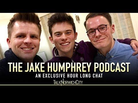 AN EXCLUSIVE CHAT WITH JAKE HUMPHREY - THE TNC PODCAST #40