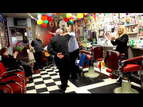 Gus The Other Barber 50th Anniversary Greek Dance