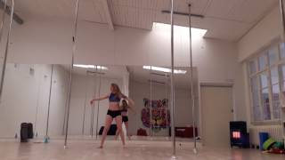 Application to Pole Dance Competition 2017