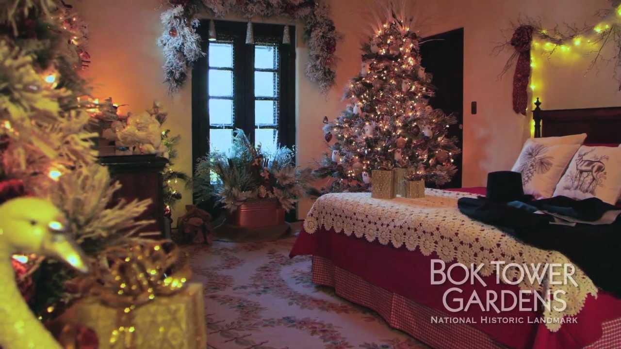 Christmas at Bok Tower Gardens - YouTube