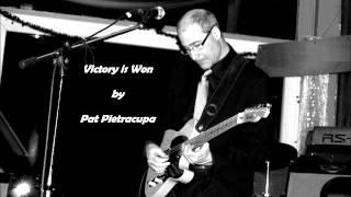 Victory is Won Guitar Lead Improvisation - Pat Pietracupa.wmv