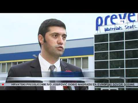 ASA Prevent u Goraždu - Dnevnik TV1 18.05.2012