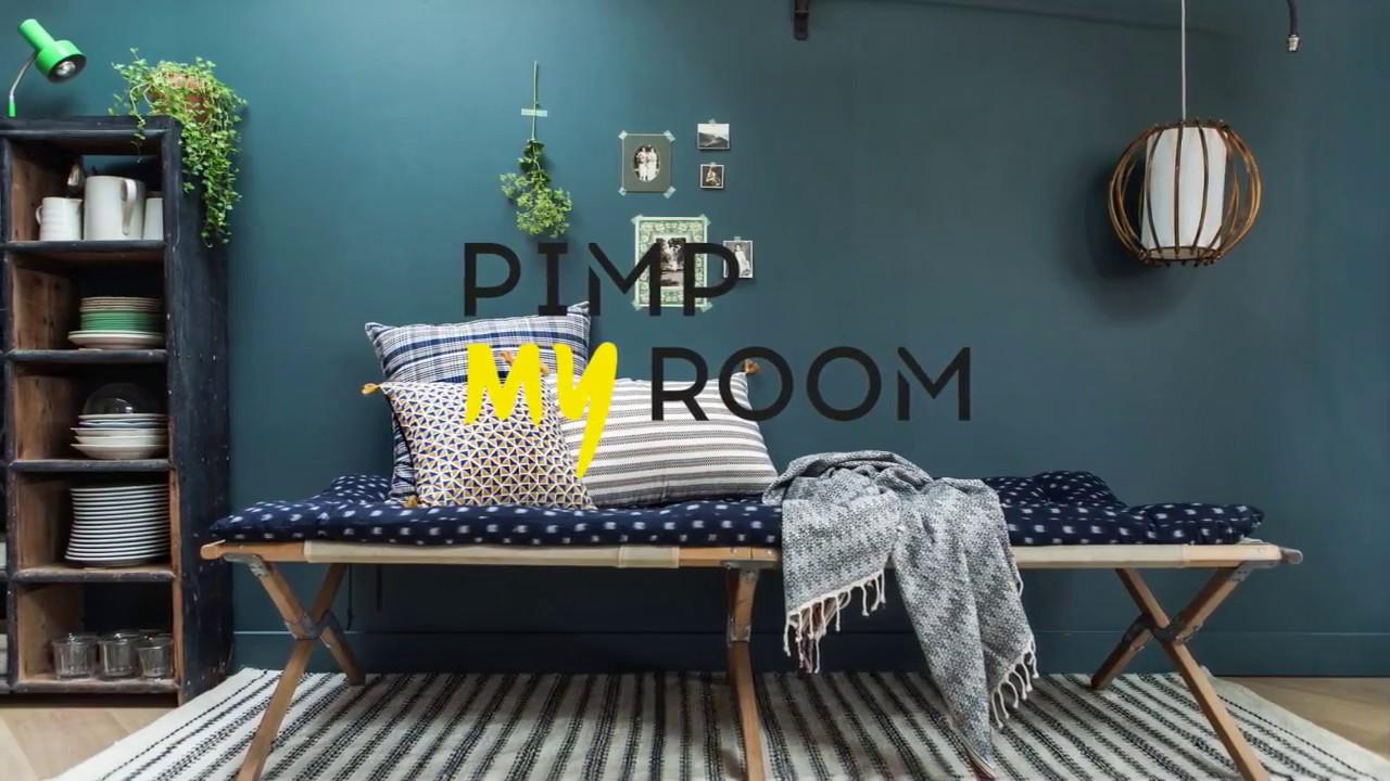pimp my room votre coup de pouce d coration youtube. Black Bedroom Furniture Sets. Home Design Ideas