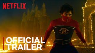 Minnal Murali | Official Trailer | Tovino Thomas | Basil Joseph | Sophia Paul | Netflix India