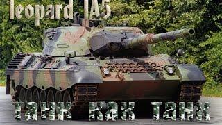 Armored Warfare Leopard 1A5 - как быстро сгонять за смертью и вернуться в ангар