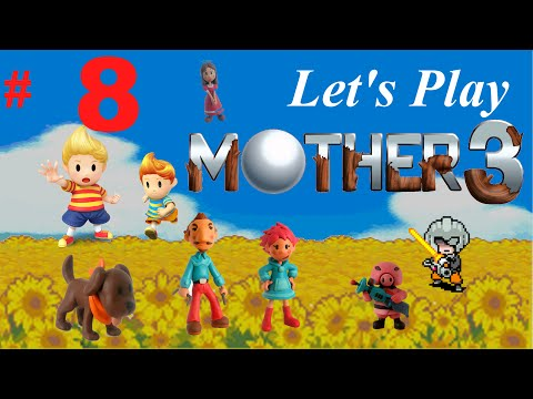 Let's Play Mother 3 Part 8: Ragtime Ghost Party!!