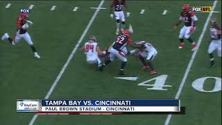 Jameis Winston's 4 interceptions leave Tampa Bay Buccaneers with quarterback dilemma