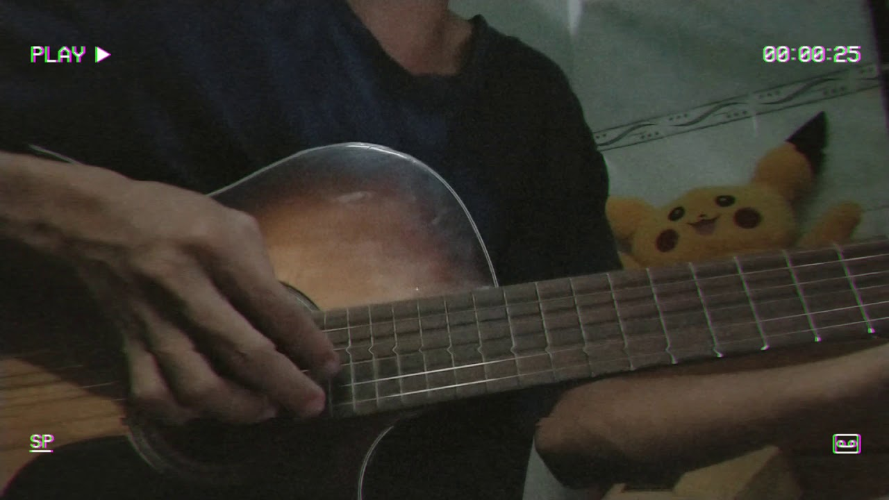 Cửu Biệt - Sứ Thanh Hoa || Guitar Cover || #KiseTran
