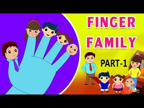 The Finger Family Song Part-1 (HD) - Nursery Rhymes | Popular Kids Songs  | Shemaroo Kids