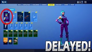 Why The Exclusive WONDER Skin Keeps Getting DELAYED in Fortnite..