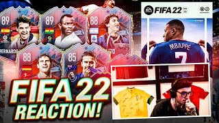 REACTING TO CONFIRMED FIFA 22 INFORMATION! (FUT HEROES & GAMEPLAY) FIFA 22 Ultimate Team