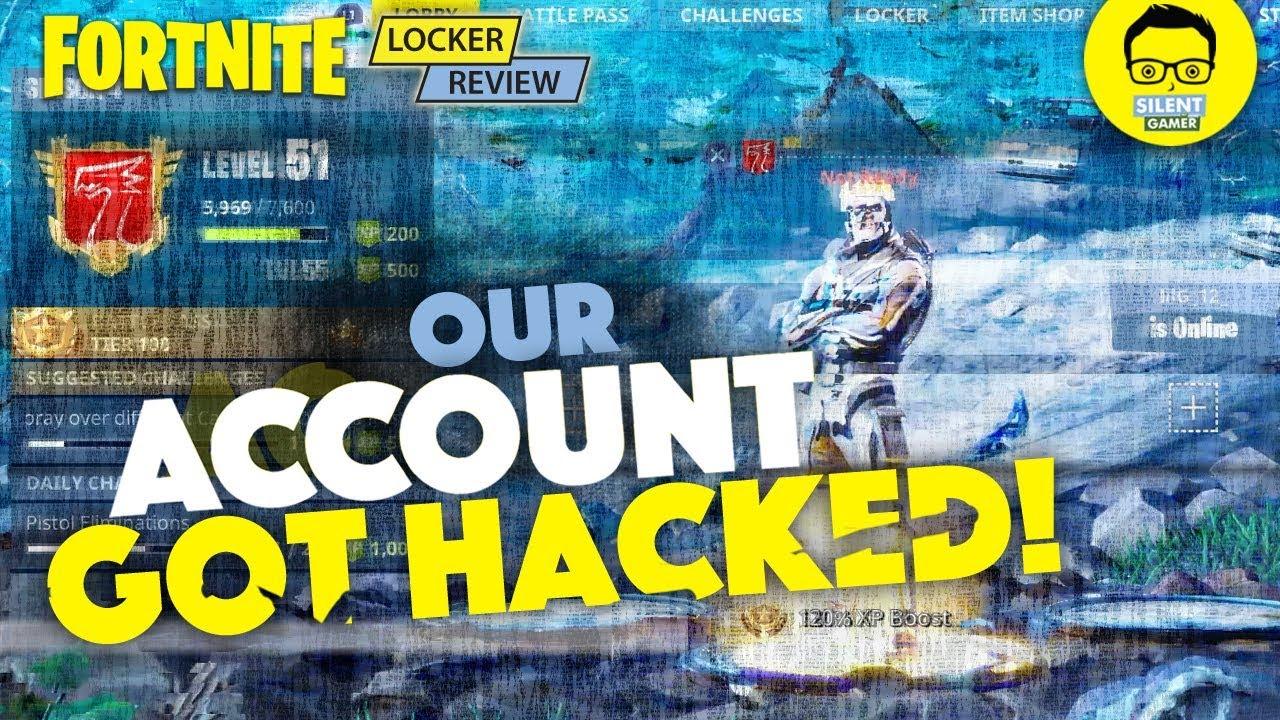 Our Fortnite Account Got Hacked! - Top 10 Fortnite Items - Fortnite Battle  Royal