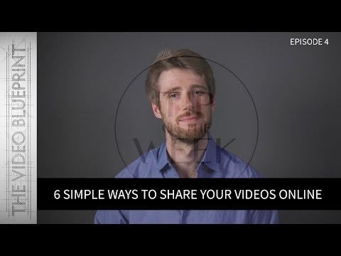 The Importance of Sharing: 6 Simple Ways To Share Your Videos Online