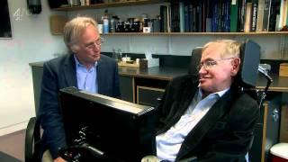 richard dawkins and stephen hawking on evolution