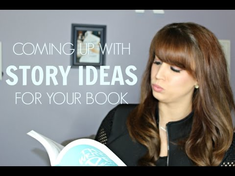 How To Come Up With Story Ideas For Your Book | Part 1