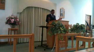"""Family dilemma, renewal and restoration"" by Minister Larry Glenn"