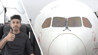 Qantas Dreamliner Premium Economy: best seats and cockpit tour