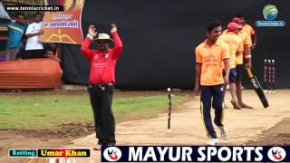 Video Umar Khan Batting In Shivsena Trophy 2016 download MP3, 3GP, MP4, WEBM, AVI, FLV September 2018