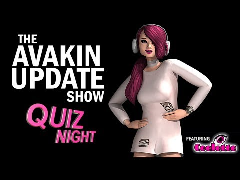 The Avakin Update Show!
