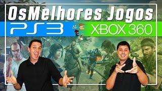 🌎 Os Melhores Jogos para o PlayStation 3 e o Xbox 360.
