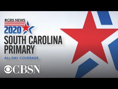 Watch live: South Carolina Democratic primary