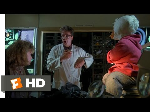 Howard the Duck (4/10) Movie CLIP - Me Phil, You Howard (1986) HD