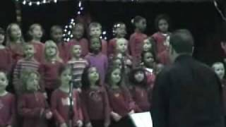 Saint Cyril and Methodius School winter concert & Angelina