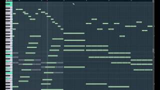 Shontelle - Impossible piano remake on FL Studio + download link!