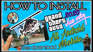 How to Download GTA Vice City In Tamil Android for free  Easy Step 100 % working   FUN TAMIL TECH