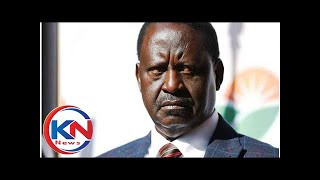 Raila cracks whip on ODM MPs who have declared support for Ruto