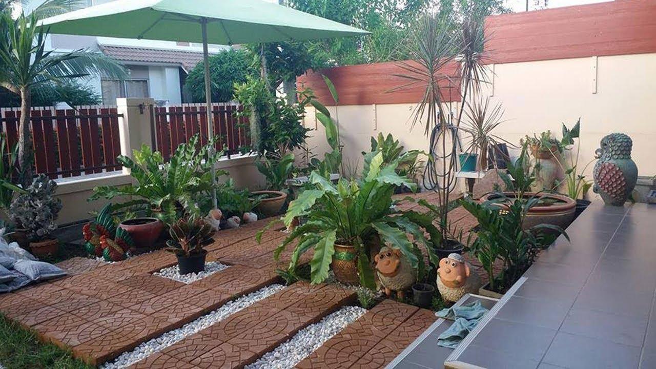 Small Rock Garden Design Ideas Decor Homes Gardens Youtube