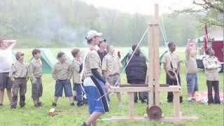 Boy Scout Trebuchet
