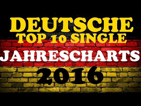TOP 10 Single Jahrescharts Deutschland 2016 | Year-End Single Charts Germany | ChartExpress