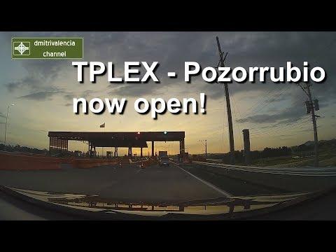 TPLEX - Pozorrubio segment open!