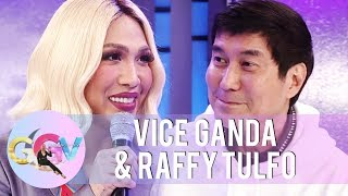 Vice expresses his gratitude towards Raffy Tulfo | GGV