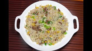 ? Pork Fried Rice - How to make Fried Rice - Pinoy Recipes - Filipino Food - Tagalog Videos