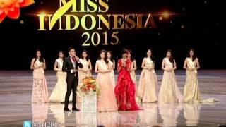 15 Besar Finalis Miss Indonesia - Malam Puncak Miss Indonesia 2015 Seg 5