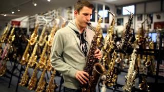 P.Mauriat PMXA-67RXUL Influence Alto Saxophone
